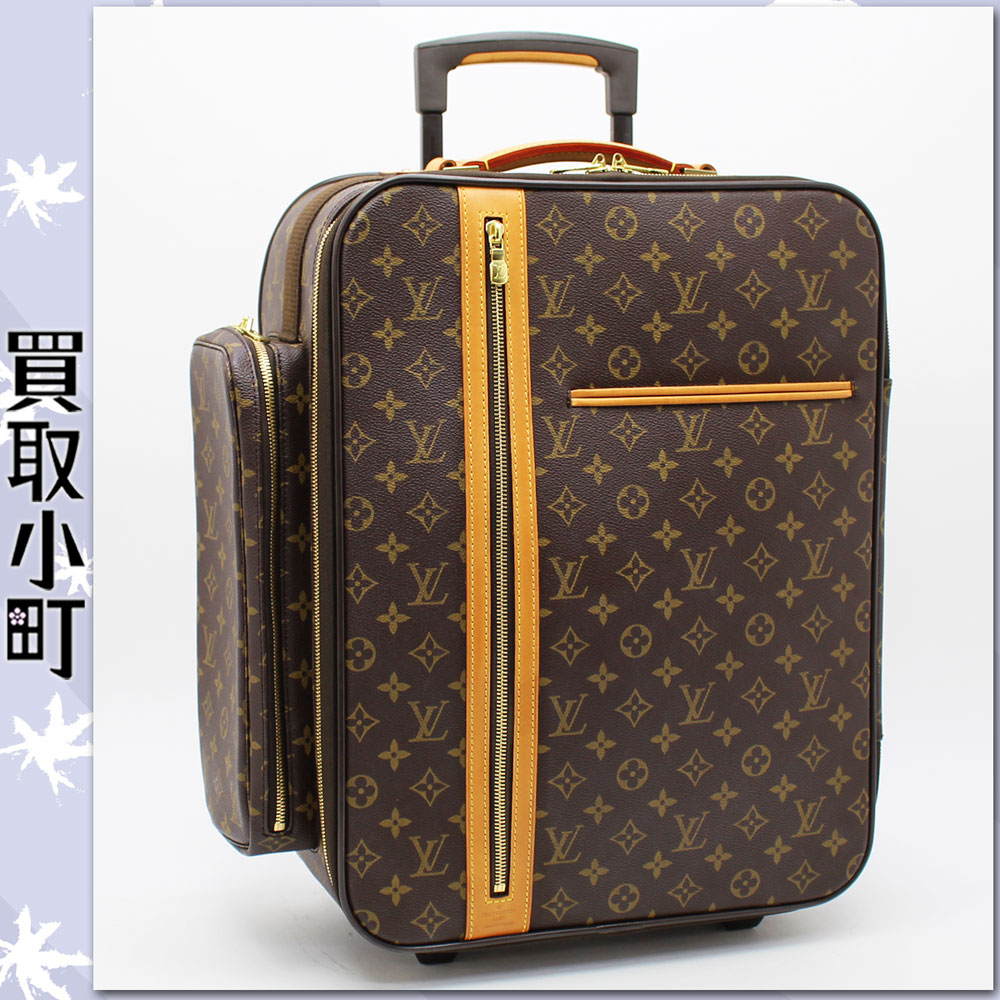 kaitorikomachi rakuten global market louis vuitton m23259 trolley 50 bonfire monogram carry. Black Bedroom Furniture Sets. Home Design Ideas