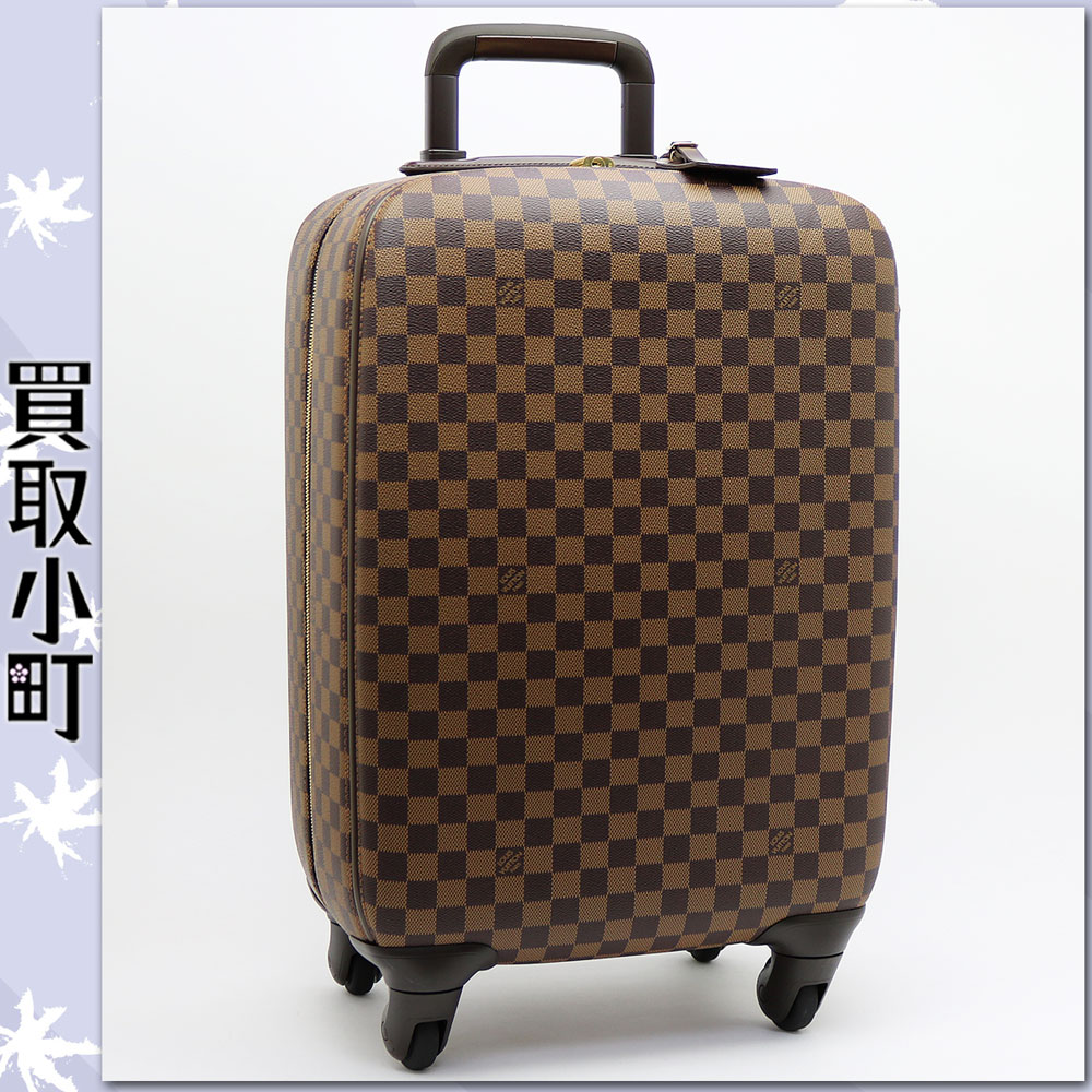 kaitorikomachi rakuten global market louis vuitton n23004 zephyr 55 damier 4 wheel case. Black Bedroom Furniture Sets. Home Design Ideas