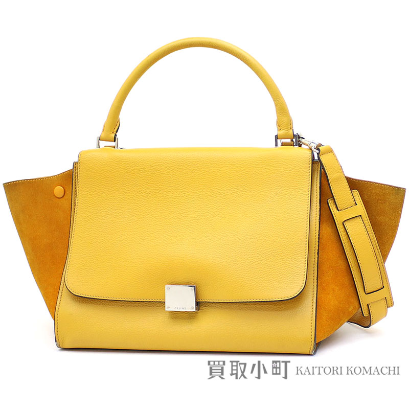 KAITORIKOMACHI   Rakuten Global Market: Celine Trapeze 2-WAY bag ...