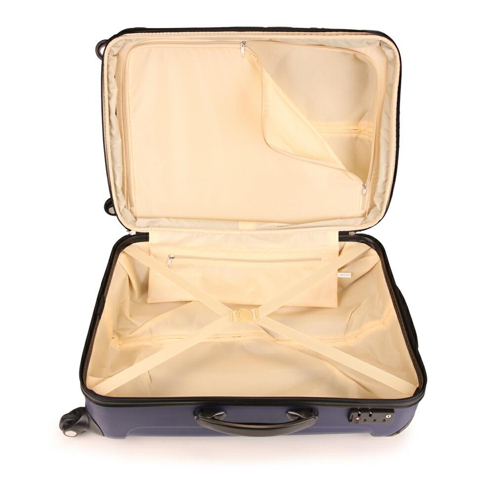 スーツケース 大型 TSAロック ケースの中
