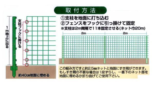 フェンス・竹垣