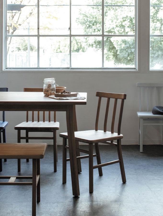 seive merge dining table マージ ダイニングテーブル