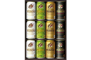 YSBH3D ヱビス4種セット〈ザ・ホップ〉2016入り