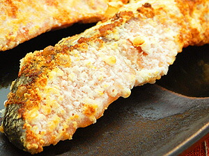 激辛紅鮭切り身