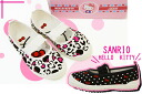 14 cm ~ 21 cm, Sanrio Hello Kitty S04 2E/SANRIO HELLO KITTY kids junior girls school shoes children's KD37051 (white) KD37052 (Navy Blue) / / fs2gm