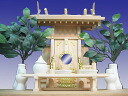 In shinmei at great altar set altar one company