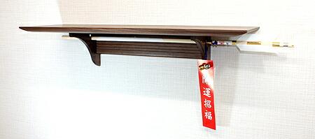 洋風モダン棚板4