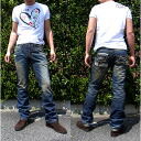 Read Lolita jeans mens denim jeans LOLITA men's embroidered straight denim #668-5 pepper! Red pepper RED PEPPER