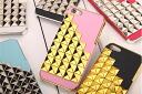 Five cases of fake leather coat iphone case hardware eyephone / studs /iphone5/ case / cover / fake leather with iphone5 studs