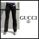 Gucci (GUCCI) ladies velour bootcut pants velour pants Chino pants and skirts denim jeans GUCCI-WH0304693