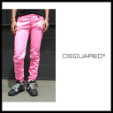 Dsquared (DSQUARED2) women's jeans denim color neon fluorescent color カラーデニムチノ bottoms white denim jeans DSQUARED2-S72LA0503