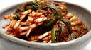 ◆300 g of refrigeration ◆ homemade leek kimchi ■ Korea food ■ Korea / Korean food / Korea food / Korea kimchi / kimchi / side dish / pickle / homemade kimchi / handicraft kimchi / leek kimchi