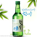 Flesh chamisul soju 360 ml ■ Korea food ■ Korea food material / Korea cuisine / Korea souvenir and liquor / sake / shochu / Korea liquor Korea alcohol Korea shochu /JINRO / m. dew and Jinro / cheap