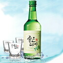 ジョウンデ - soju 360 ml ■ Korea food ■ Korea food materials and Korea cuisine and Korea souvenir / sake sake / shochu / Korea liquor Korea alcohol / Korea shochu / cheap