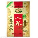 Paper box ginseng tea 50 tea bags ■ Korea food ■ Korea cuisine / Korea food material / tea / Korea tea / traditional tea / health tea / powder / souvenir / Korea souvenir gifts Midyear / Gift / Giveaway / your gifts / ginseng