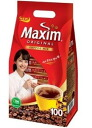 Maxim coffee mix original 100 pieces ■ Korea food ■ Korea cuisine and Korea food materials / coffee / Korea drinks / soft drinks / souvenir / / Korea souvenir gifts and Midyear / gift / presents / you gift