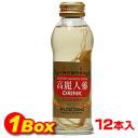Koryo ginseng drinks 120ml×12 book ■ Korea food ■ low-price / Korea / Korea beverages and Korea drink / Korea juice / drink / beverage / juice / soft drinks / drinks / health drinks