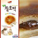 "• Frozen ▲ quick making hotch ""six pieces"" ■ Korea food ■ Korea cuisine and Korea food material / Korea souvenir / frozen foods / ホトック / sweets / easy making"