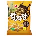 """カムジャカン """"potato snacks ■ Korea food ■ Korea cuisine and Korea food material / Korea souvenir and Korea sweets / candy snack / Korea rice crackers appetizers / snacks / desserts / real cheap."""