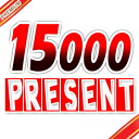 ◆ more than 15000 Yen ◆ gift purchase customers!