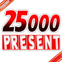 ◆ more than 25,000 yen ◆ gift purchasing customers!