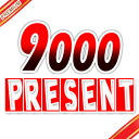 ◆ more than 9000 Yen ◆ gift purchase customers!