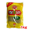 "Shark / cut spring rain / cut noodles / is deep-discount in noodles / spring rain / spring for 1 kg of ""オットギ"" cut spring rain ■ Korea food ■ Korean food / Korea food / Korea ジャプチェ / ジャプチェ / ジャプチェ"