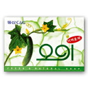 Cucumber soap ■ Korea miscellaneous goods ■ soap / Korea soap / soap / soap / Korea