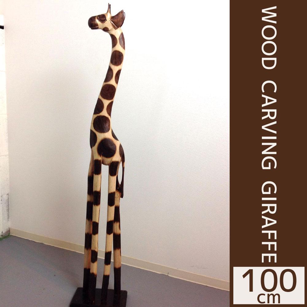 雕刻长颈鹿和雕刻长颈鹿木雕麒麟 / 木雕刻塑像 / 公仔长颈鹿雕像长颈