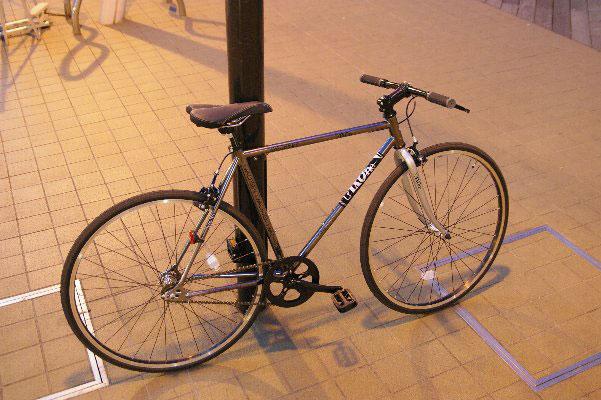 ... 激安自転車 ショートハンドル