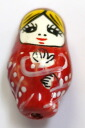 Sue ball びーず matryoshka doll red sun09 2F stock