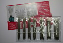 Knit Pro ノバメタル 5 needle 10 cm needle set 77165