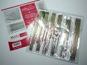 Knit Pro ノバメタル 5 needle 15 cm needle set 77170
