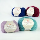 A trial special price! ! New product アルパカモヘアフィーヌハマナカ woolen yarn