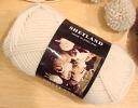 Shetland puppy woolen yarn: