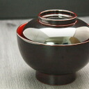 Lid Zoni soup (painted in vermilion and Echizen) new dipping / Echizen lacquer ware / made in Japan / domestic / Bowl / ozoni / Bowl / year / for customers / luxury lacquer sale 20% off / wooden kitchen /fs3gm