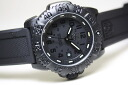 Black and unite! Made in Switzerland LUMINOXU.S.Navy SEALs limited edition black out! Dive watch 200 m water resistant watch