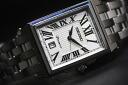 Made in Japan SEIKOPremier quartz, square type wristwatch design watch