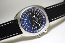 Made in Switzerland GLYCINEAirman SST 12 / self-winding Airman pilot watch / 24-hour display model