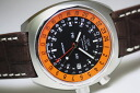 Made in Switzerland GLYCINEAirman SST 12 / Airman Auto Roll pilot watch model /GMT
