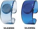 "ISSEY MIYAKE Yoshioka Norihito design ""O"" (O) clear blue / design watch / watch"