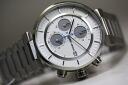 Satoshi Wada design chronograph watch of the ISSEY MIYAKEW Japanese stylist