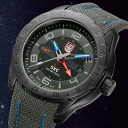 To the universe! LUMINOXSXC GMT Series Spacewatch watches made in Switzerland / 200 m waterproof and regular agency products