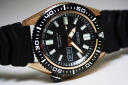 Made in Japan! Diver SEIKO200m waterproof automatic winding watch watch /Superior / Monster