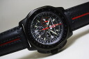 LUMINOXF-22 Raptor pilot BIC date chronograph watch watch /200m waterproofing / regular article / titanium made in Switzerland