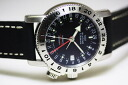 The resurrection! GLYCINEAirman18 automatic GMT with / military watches / watches / US air force pilot / Airman
