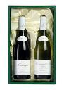 Leroy Marange, Meursault red white 2 piece set gift box