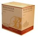One case of veliger white Zinfandel Beringer White Zinfandel 750 ml