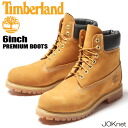 TIMBERLAND Timberland 6 inch PREMIUM BOOTS boots shoes footwear premium boots outdoor casual yellow boots completely waterproof leather