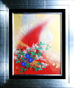 """""""A month figure of autumn flowers artist 麗"""" Tamaki Ueda"""